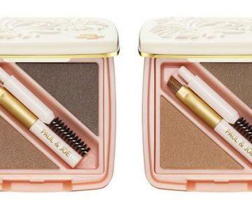 Paul & Joe Fall 2016 Eyebrow Collection & Hand Cream