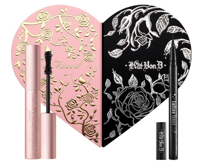 Top Too Faced x Kat Von D Holiday 2016 Palette - Beauty Trends and  NO74