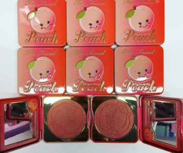 Too Faced Peach Spring 2017 Collection