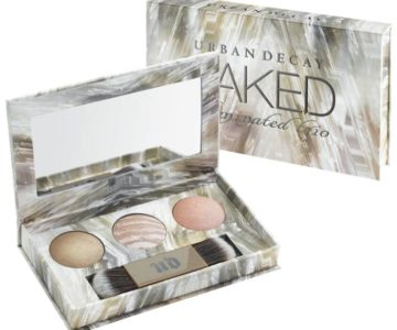 Urban Decay Naked Illuminated Trio Holiday 2016
