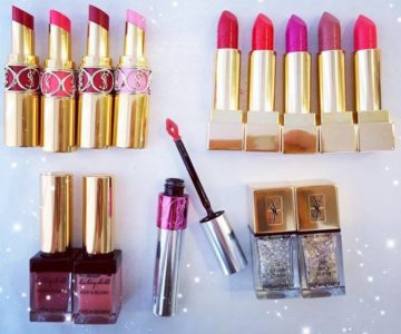YSL Holiday 2016 Collection Sneak Peek