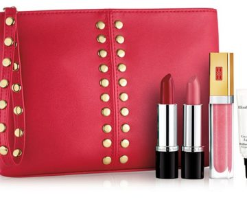 Elizabeth Arden Perfect Pout Holiday 2016 Lip Set