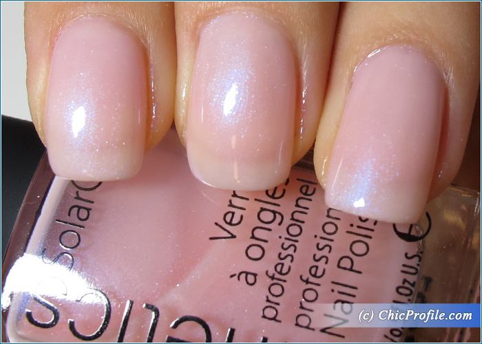 Kinetics Giselle Solar Gel Nail Polish Review, Swatches, Before ...
