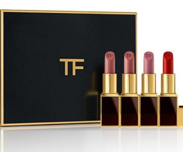 Tom Ford Holiday 2016 Lip Color Set