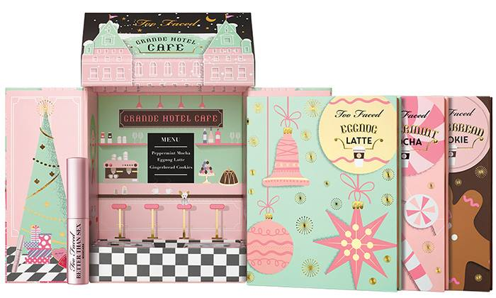 Too Faced Christmas In New York Holiday 2019 Makeup Collection