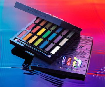 Urban Decay Full Spectrum Palette for Holiday 2016