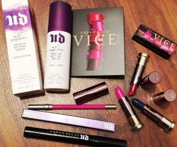 Addicted to Urban Decay Vice