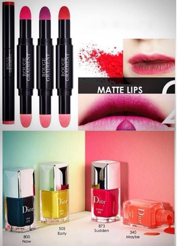 Lipstick color trend fall 2017