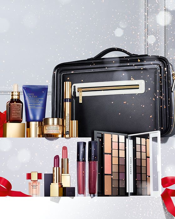 Estee Lauder Holiday 2016 Blockbuster Modern Nudes and Smoky Noir - Beauty Trends and Latest Makeup Collections | Chic Profile