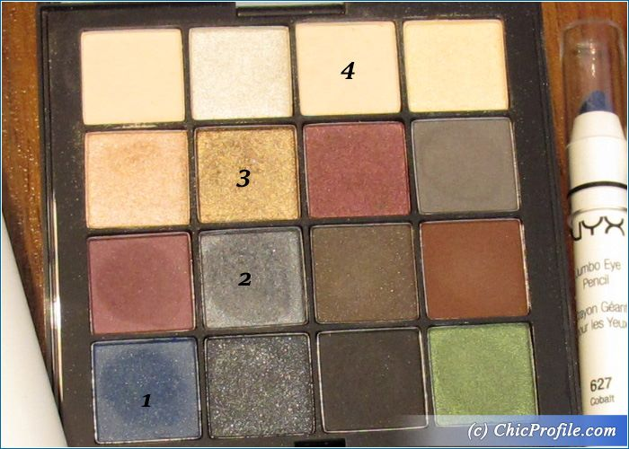 nyx-ultimate-shadow-palette-makeup-tutorial-1