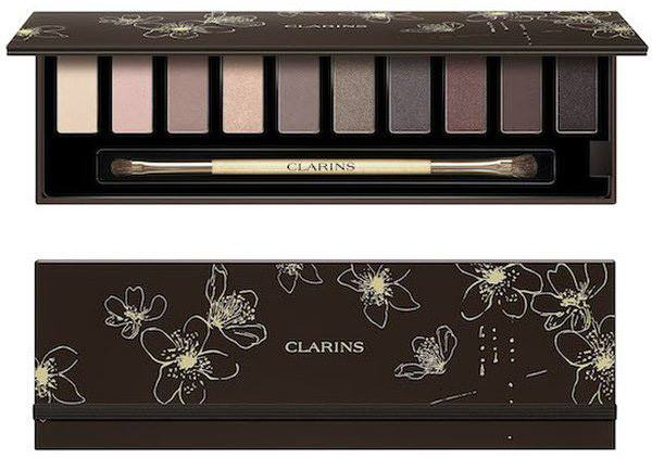 Clarins essentials palette holiday 2016 beauty trends for Home designer essentials 2017 review