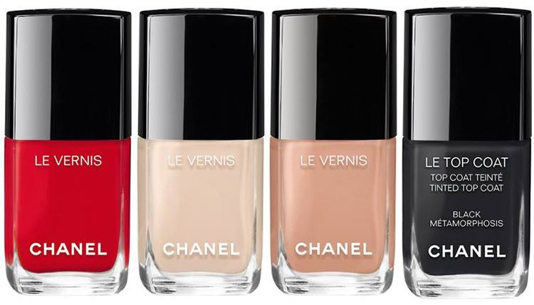 Chanel Spring 2017 Coco Codes - Beauty Trends and Latest Makeup ...