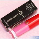 Giorgio Armani Mania Lip Magnet Review, Swatches, Photos