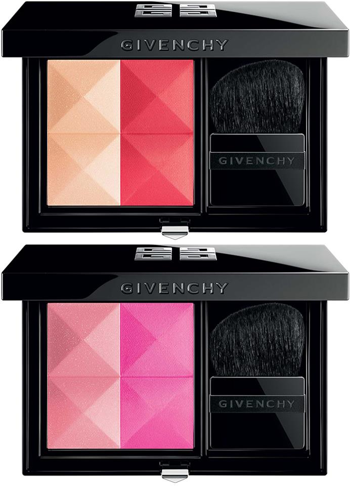 Givenchy Spring 2017 Prisme Blush Beauty Trends And