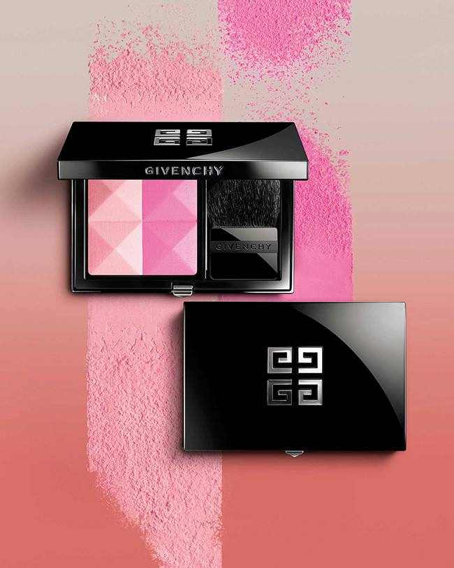 givenchy-le-prisme-blush-2017-spring - Beauty Trends and Latest Makeup  Collections   Chic Profile