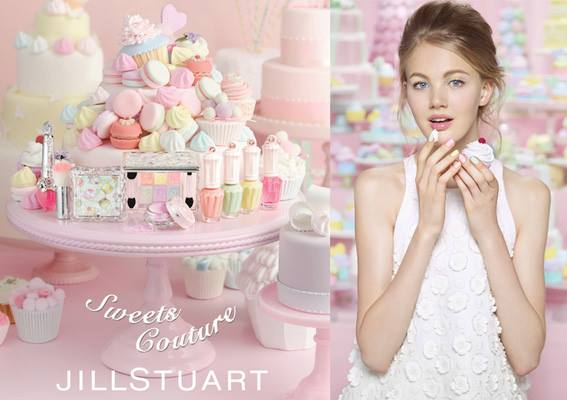 Jill Stuart Spring 2017 Sweets Couture Collection