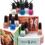 China Glaze Spring Fling 2017 Collection