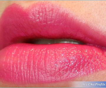 Dior Treasure Diorific Matte Fluid Review, Swatches, Photos