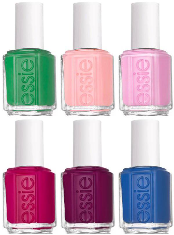 Essie Spring 2017 B\'aha Moment Collection - Beauty Trends and Latest ...
