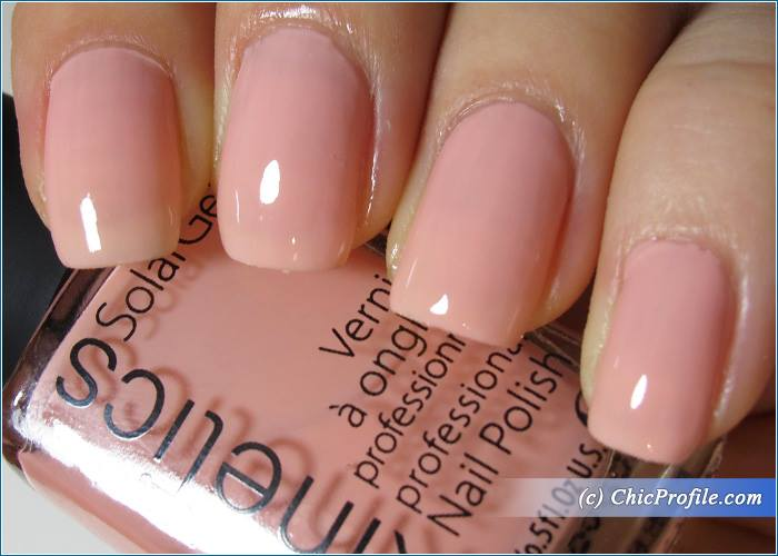 Gel Nail Polish Quality - To Bend Light