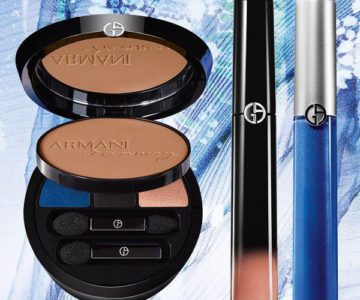 Giorgio Armani Runway Makeup Collection Spring Summer 2017