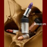 MAC Summer 2017 Metallic Lips Collection