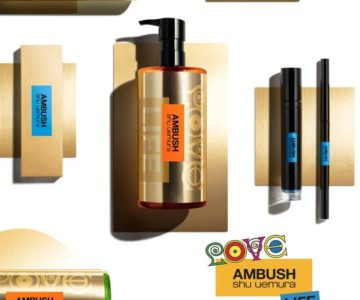 Shu Uemura Ambush Summer 2017 Collection