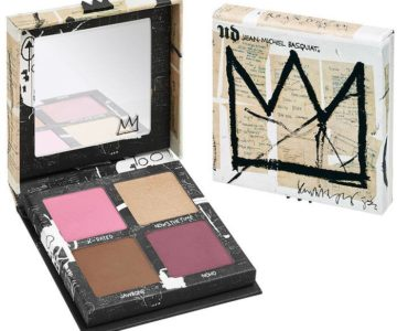 Urban Decay Summer 2017 Jean-Michel Basquiat Collection