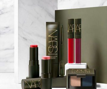 NARS Summer 2017 Charlotte Gainsbourg Makeup Collection