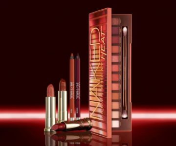 Urban Decay Naked Heat Summer 2017 Collection