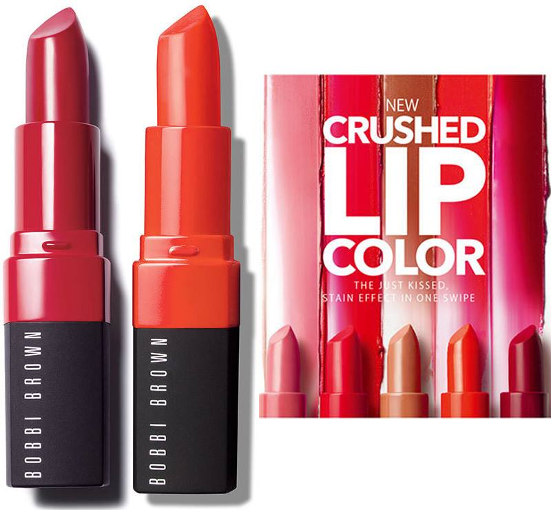 Bobbi Brown Crushed Lip Color Fall 2017 Beauty Trends