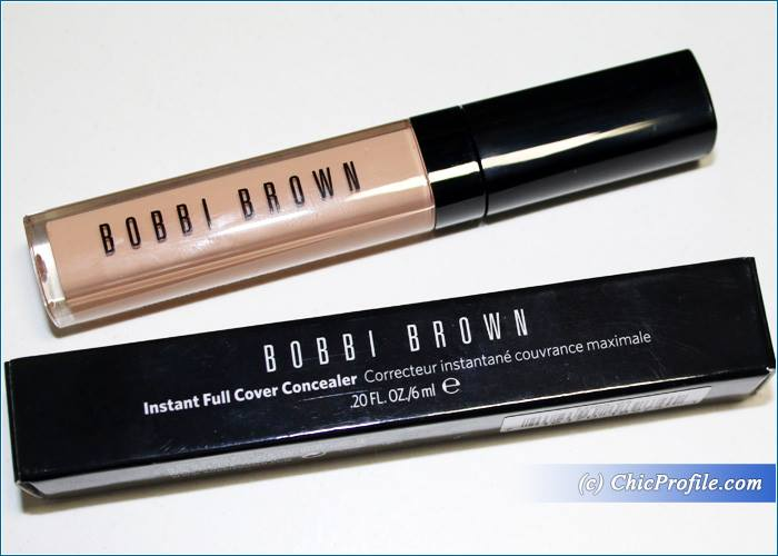Bobbi Brown Instant Full Coverage Concealer Review, Swatches, Photos - Beauty Trends and Latest ...