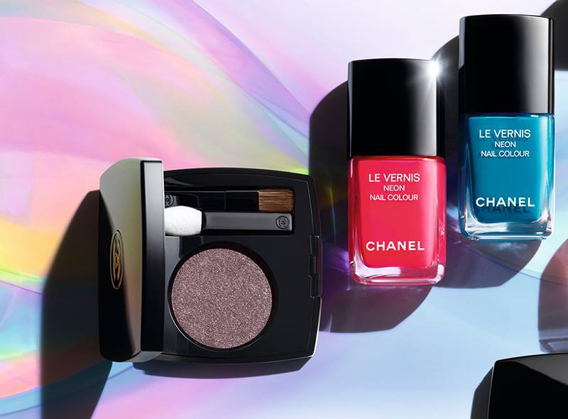 Chanel Neon Wave Summer 2017 Collection