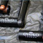 Eyeko Bronze, Quartz, Charcoal Waterproof Shadow Liners Review, Swatches, Photos