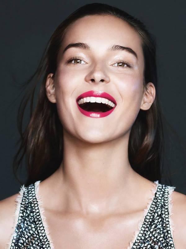 Trends 2017 autumn winter - Giorgio Armani Ecstasy Shine Lip Cream Fall 2017 Beauty