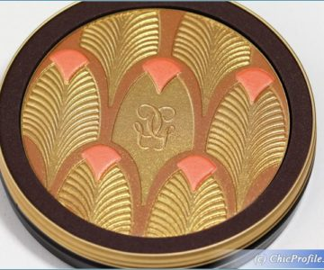 Guerlain Terracotta Chic Tropic Review, Swatches, Photos