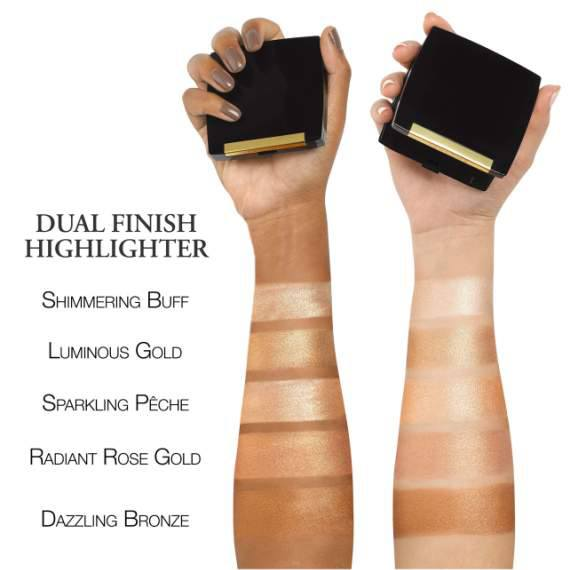 Dual Finish Multi-tasking Illuminating Highlighter by Lancôme #5