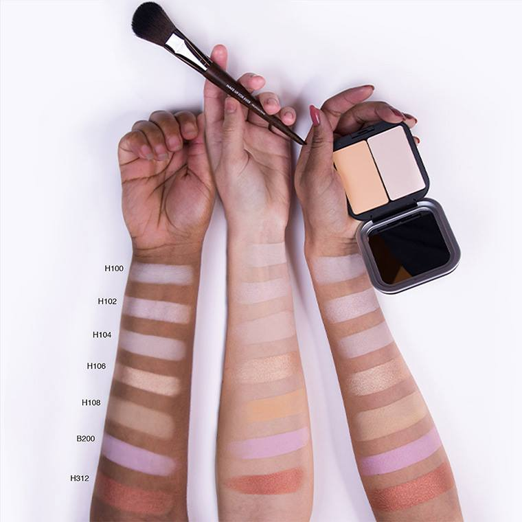 Artist Face Color Highlight, Sculpt & Blush Powder by Make Up For Ever #15