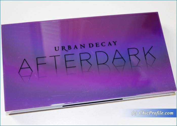 urban decay afterdark palette review  swatches  photos