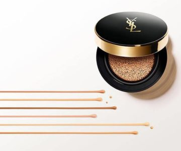 YSL Le Cushion Encre de Peau for August 2017