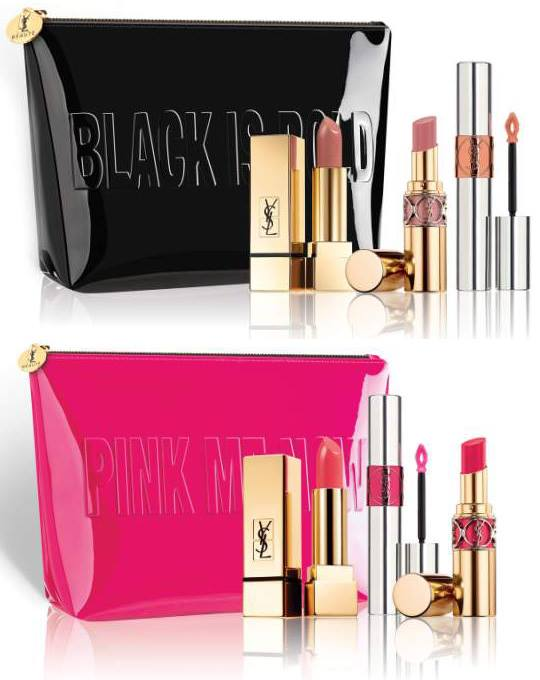 bdfa51ee159 Yves Saint Laurent has quite a few new items in the eye makeup arena this  season.