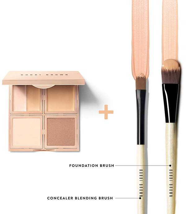 Bobbi Brown Essential 5 In 1 Face Palette Beauty Trends