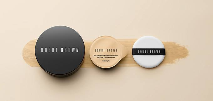 Bobbi Brown Skin Long Wear Weightless Foundation And Correcting