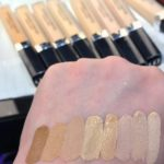 Dior Diorskin Forever Perfect Mousse and Undercover Concealer Swatches