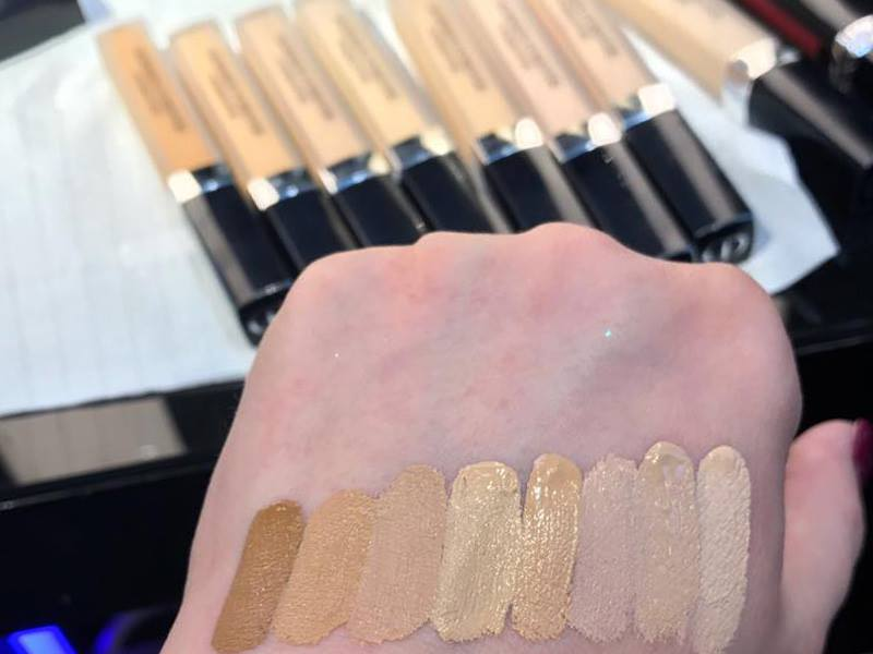 Dior Diorskin Forever Perfect Mousse and Undercover ...