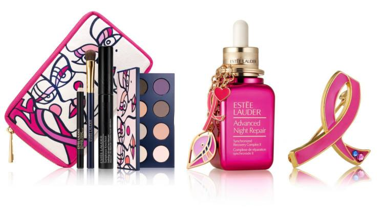 Estee Lauder Pink Ribbon Fall 2017 Collection Beauty