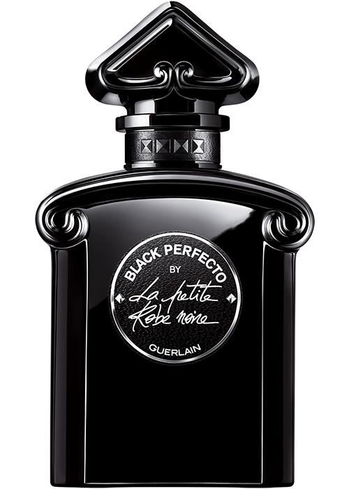 guerlain black perfecto by la petite robe noire beauty. Black Bedroom Furniture Sets. Home Design Ideas