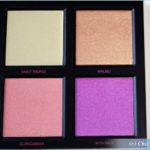 Huda Beauty Solstice Summer Highlighter Palette Review, Swatches, Photos