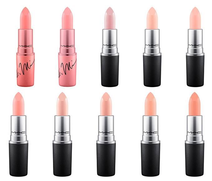 MAC X Nicki Minaj Fall 2017 Lipstick Review & Swatches