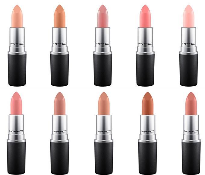 Mac Nicki Minaj Fall 2017 Nude Collection Beauty Trends